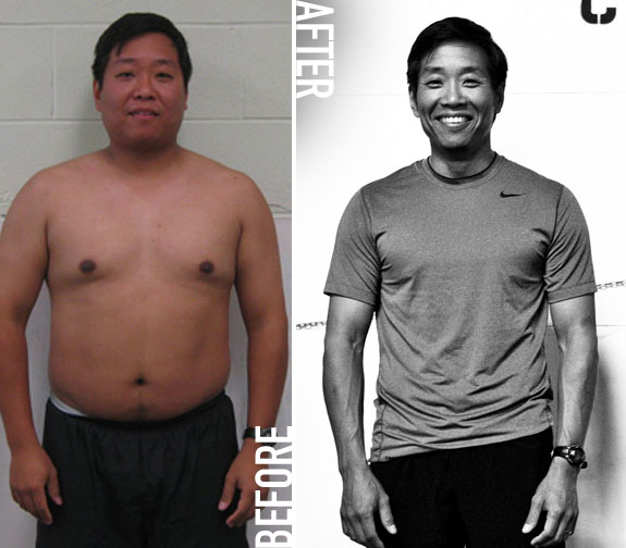 Chin Ups Before And After Before & After | C...