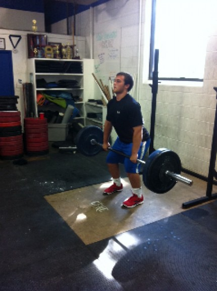 High School Strength and Conditioning Program | Crossfit New England