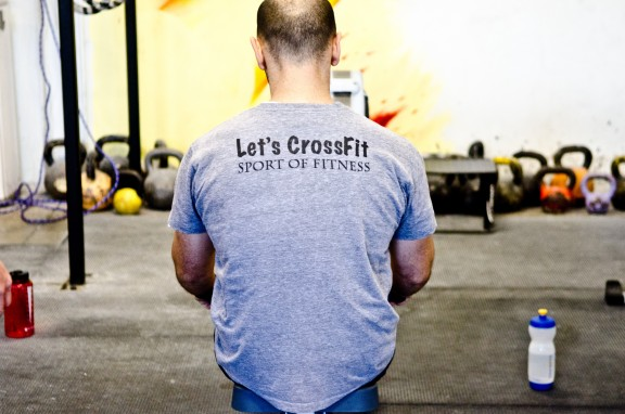 Open Competition is upon us. So, LET' CROSSFIT.