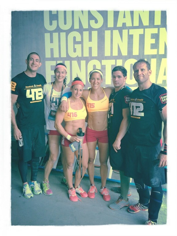 Congratulations CFNE Team A on an amazing performance at the Crossfit Games. #2 Overall and always #1 in our hearts! Heck yes!