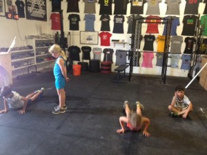 Leaderboard Challenge: 25 Burpees for Time!