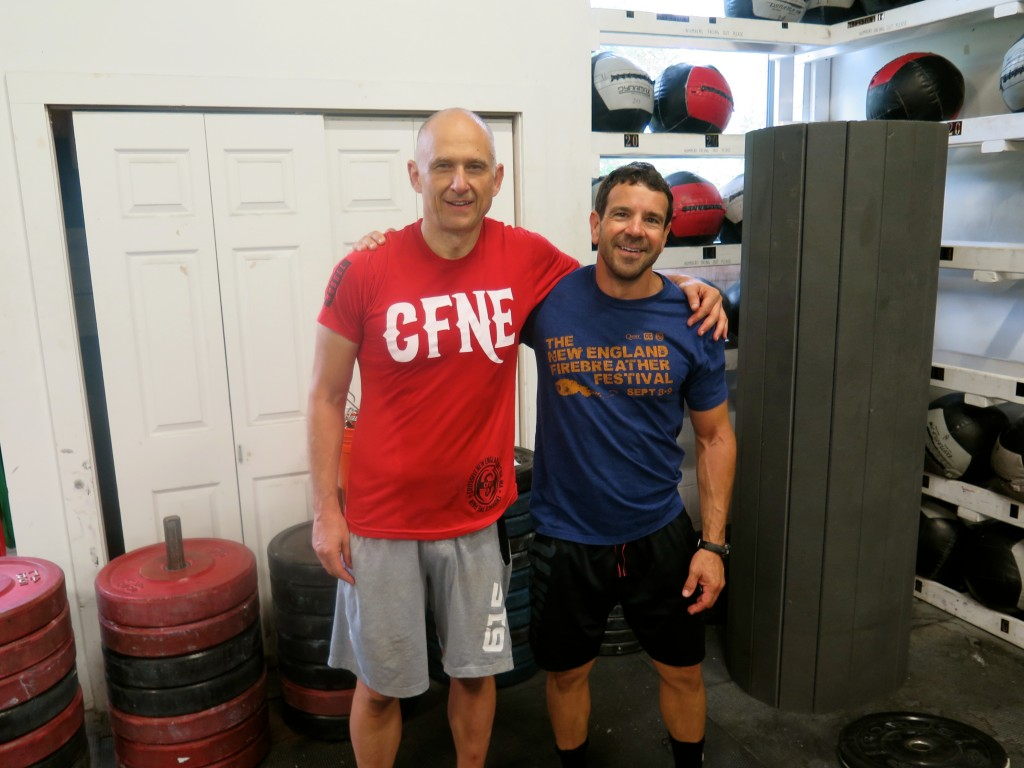 Jerry and Bubba are competing as Masters in the CrossFit Games TODAY! Go get em boys!