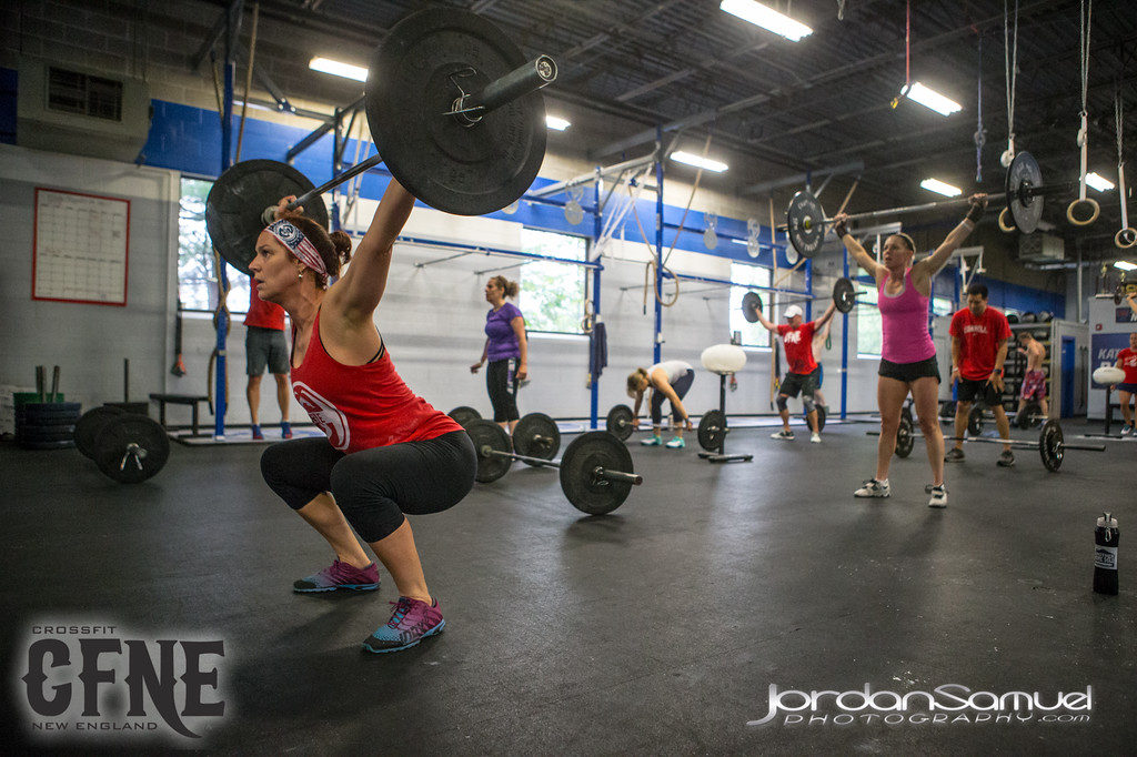 Tuesday 1.9.18 crossfit new england